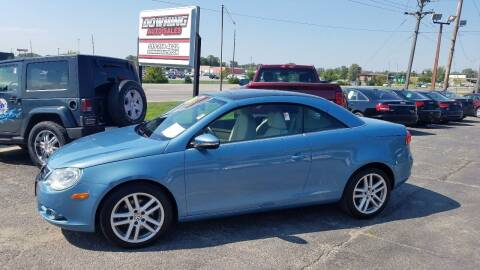 2009 Volkswagen Eos for sale at Downing Auto Sales in Des Moines IA