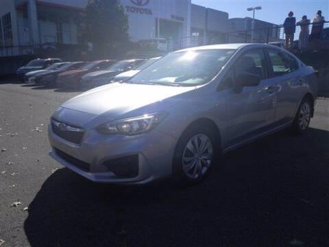 2018 Subaru Impreza for sale at BEAMAN TOYOTA GMC BUICK in Nashville TN