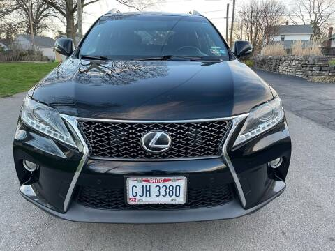 2013 Lexus RX 350 for sale at Via Roma Auto Sales in Columbus OH