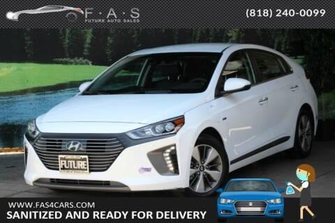 2019 Hyundai Ioniq Plug-in Hybrid for sale at Best Car Buy in Glendale CA