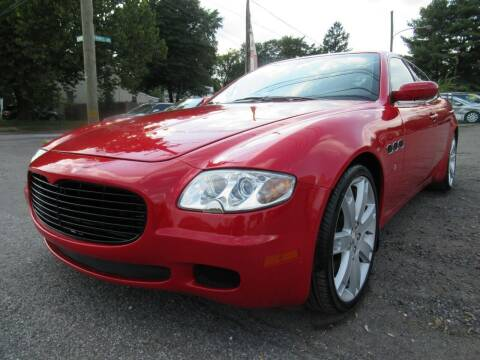 2008 Maserati Quattroporte for sale at PRESTIGE IMPORT AUTO SALES in Morrisville PA