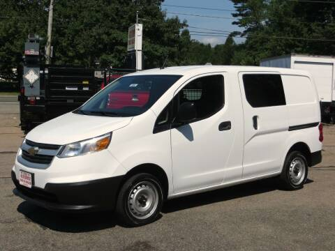 2016 Chevrolet City Express Cargo for sale at Auto Towne in Abington MA