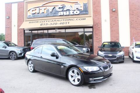 2012 BMW 3 Series for sale at CITY CAR AUTO INC in Nashville TN