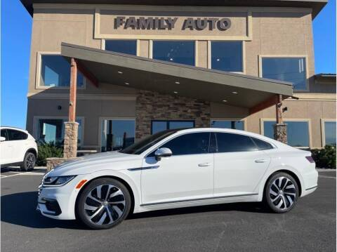 2019 Volkswagen Arteon for sale at Moses Lake Family Auto Center in Moses Lake WA