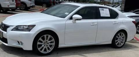 2014 Lexus GS 350 for sale at ABS Motorsports in Houston TX