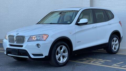 2011 BMW X3 for sale at Carland Auto Sales INC. in Portsmouth VA