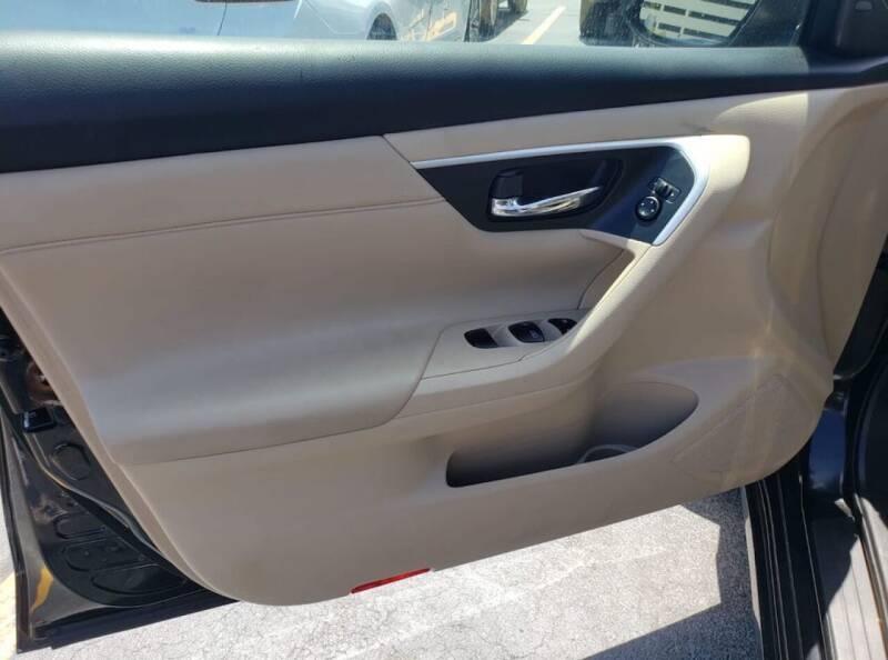2017 Nissan Altima 2.5 SL 4dr Sedan - Miami FL