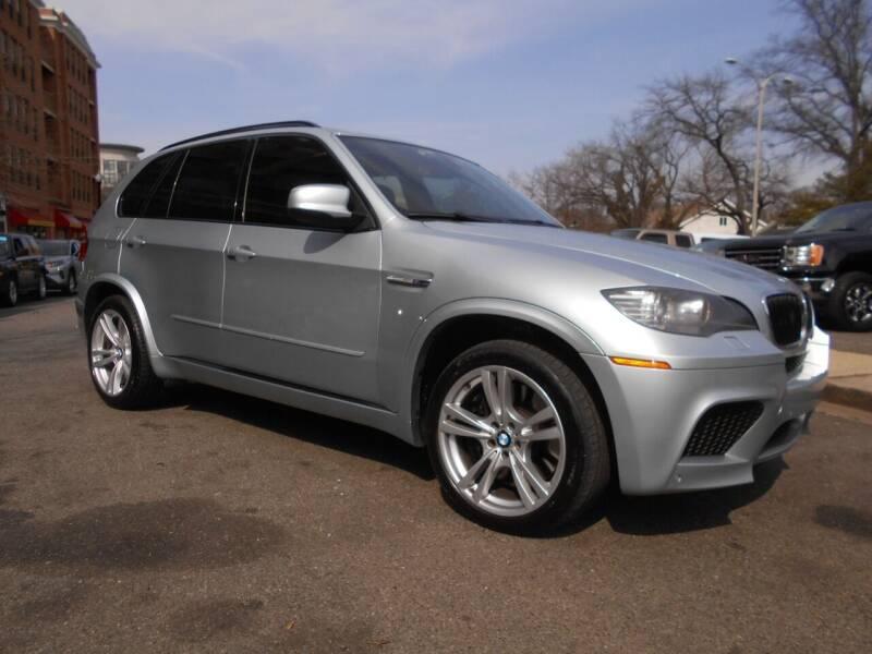 2010 BMW X5 M for sale at H & R Auto in Arlington VA