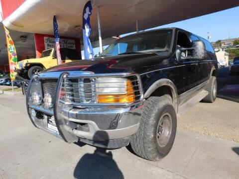 2000 Ford Excursion for sale at Phantom Motors in Livermore CA