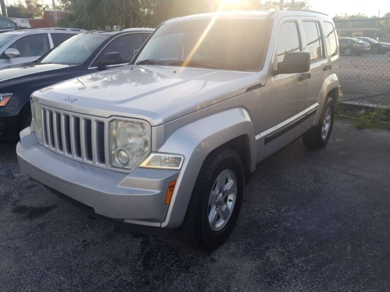 2009 Jeep Liberty for sale at Castle Used Cars in Jacksonville FL