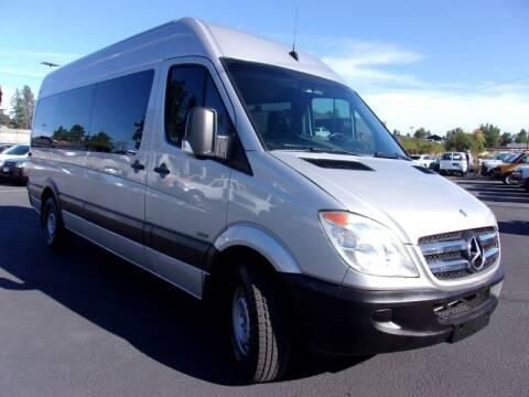 2012 Mercedes-Benz Sprinter Passenger for sale at Delta Auto Sales in Milwaukie OR