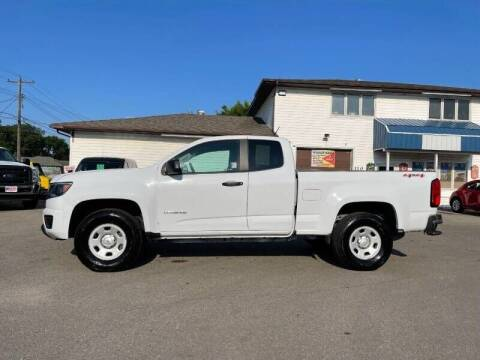 2016 Chevrolet Colorado for sale at Twin City Motors in Grand Forks ND