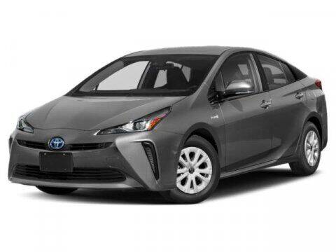 2022 Toyota Prius for sale at BEAMAN TOYOTA in Nashville TN