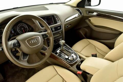 2013 Audi Q5 for sale at CU Carfinders in Norcross GA