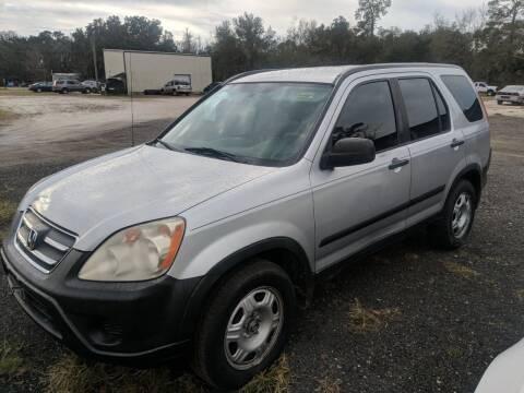 2006 Honda CR-V for sale at Ebert Auto Sales in Valdosta GA