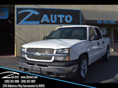 2005 Chevrolet Silverado 1500 for sale at Z Auto in Sacramento CA