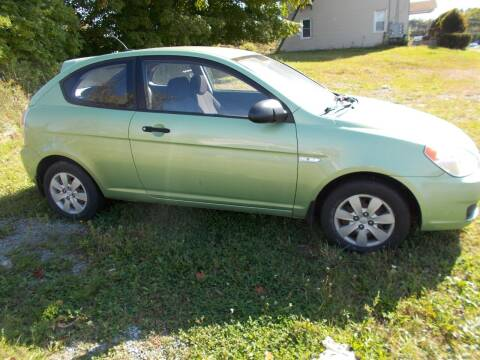 2009 Hyundai Accent for sale at Discount Auto Sales in Monticello NY