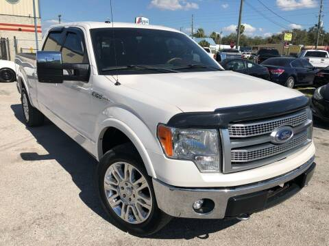 2010 Ford F-150 for sale at Marvin Motors in Kissimmee FL