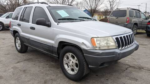 2002 Jeep Grand Cherokee for sale at Dave-O Motor Co. in Haltom City TX