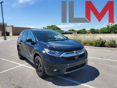 2018 Honda CR-V for sale at INDY LUXURY MOTORSPORTS in Fishers IN