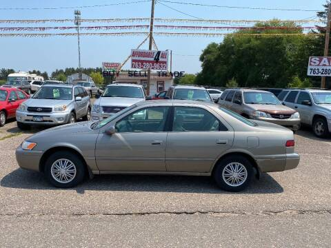 1998 Toyota Camry for sale at Affordable 4 All Auto Sales in Elk River MN