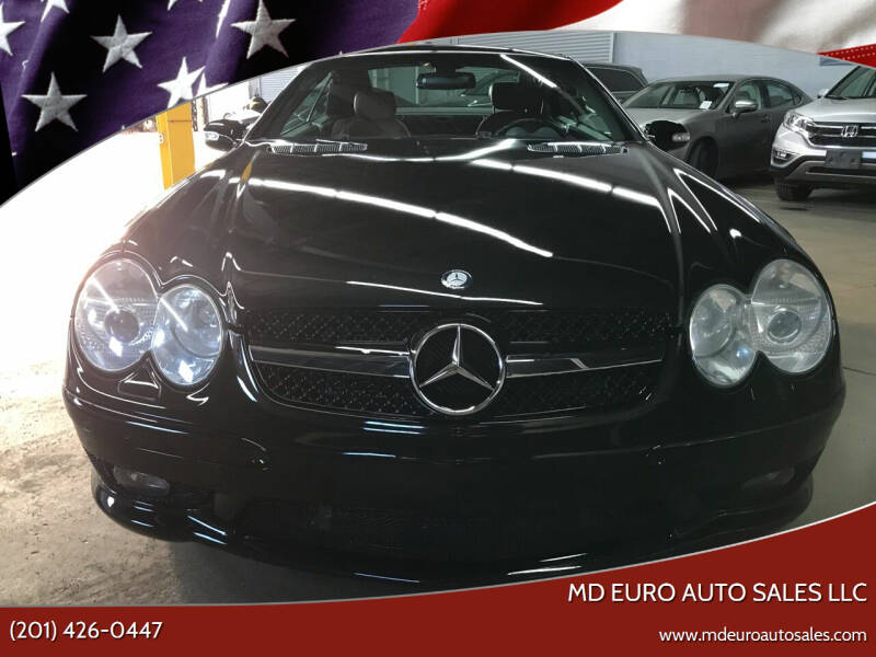 2003 Mercedes-Benz SL-Class for sale at MD Euro Auto Sales LLC in Hasbrouck Heights NJ
