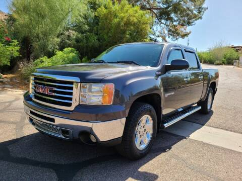 2011 GMC Sierra 1500 for sale at BUY RIGHT AUTO SALES in Phoenix AZ