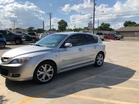 2008 Mazda MAZDA3 for sale at Texas Auto Broker in Killeen TX