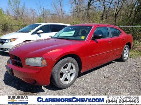 2008 Dodge Charger for sale at Suburban Chevrolet in Claremore OK