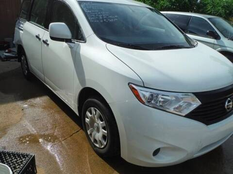 2014 Nissan Quest for sale at East Coast Auto Source Inc. in Bedford VA