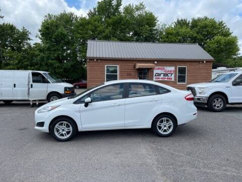 2018 Ford Fiesta for sale at Super Cars Direct in Kernersville NC