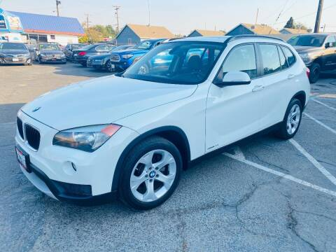 2013 BMW X1 for sale at Sunset Motors in Manteca CA