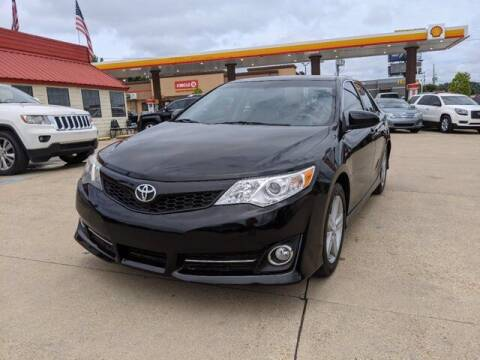 2014 Toyota Camry for sale at CarZoneUSA in West Monroe LA