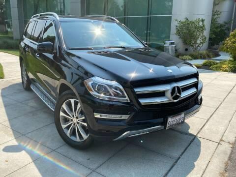 2015 Mercedes-Benz GL-Class for sale at Top Motors in San Jose CA