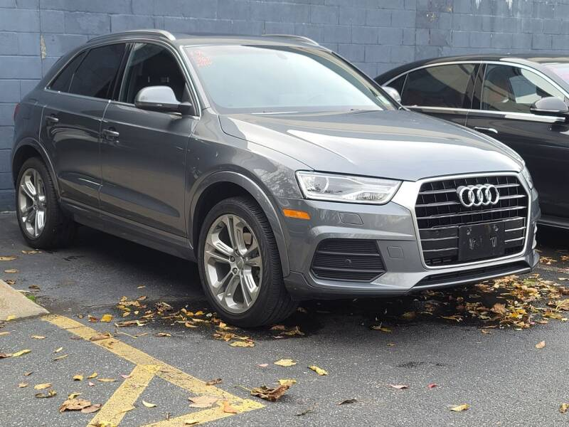 2017 Audi Q3 for sale at AW Auto & Truck Wholesalers  Inc. in Hasbrouck Heights NJ