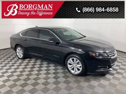 2017 Chevrolet Impala for sale at BORGMAN OF HOLLAND LLC in Holland MI