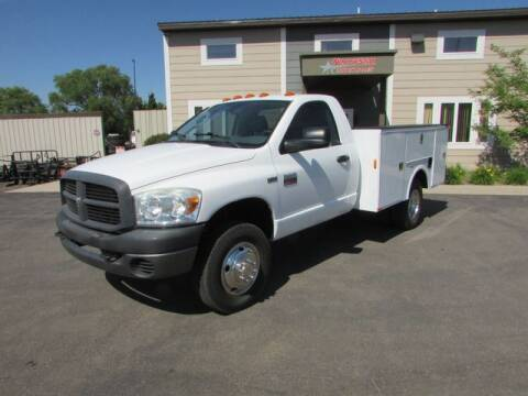 2009 Dodge Ram Chassis 3500 for sale at NorthStar Truck Sales in Saint Cloud MN