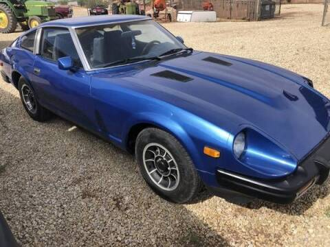 1979 Datsun 280ZX for sale at Classic Car Deals in Cadillac MI