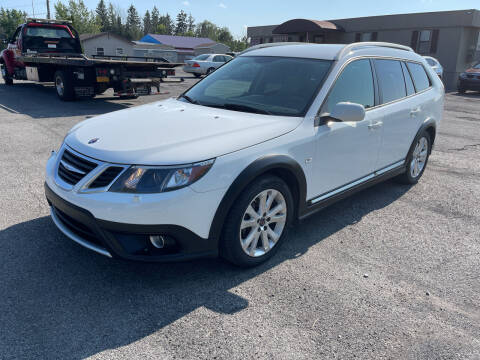 2011 Saab 9-3X for sale at Paul Hiltbrand Auto Sales LTD in Cicero NY