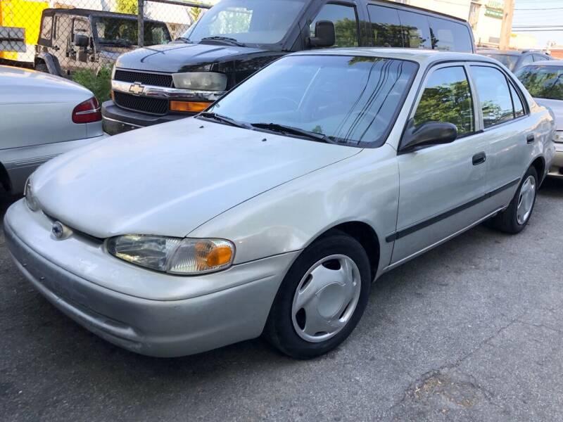 2002 Chevrolet Prizm for sale in Island Park, NY