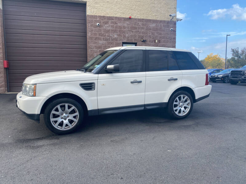 2009 Land Rover Range Rover Sport for sale at CarNu  Sales in Warminster PA