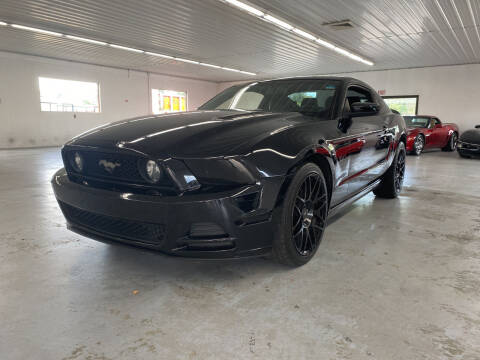 2013 Ford Mustang for sale at Stakes Auto Sales in Fayetteville PA