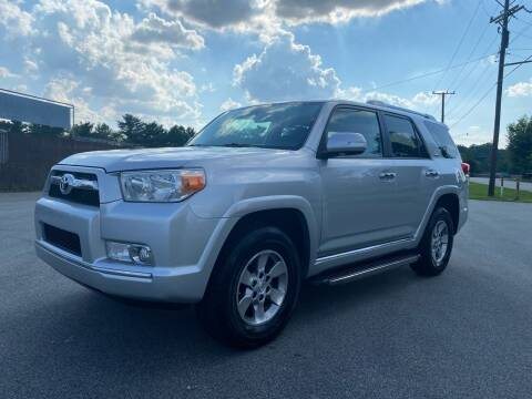 2011 Toyota 4Runner for sale at Triple A's Motors in Greensboro NC