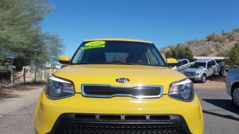 2016 Kia Soul for sale at Ideal Cars East Mesa in Mesa AZ