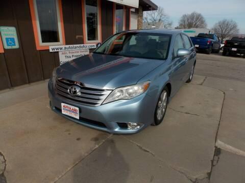 2011 Toyota Avalon for sale at Autoland in Cedar Rapids IA