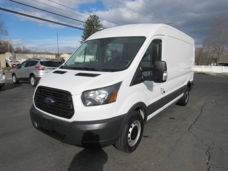 2015 Ford Transit Cargo for sale at Superior Auto Sales in New Windsor NY