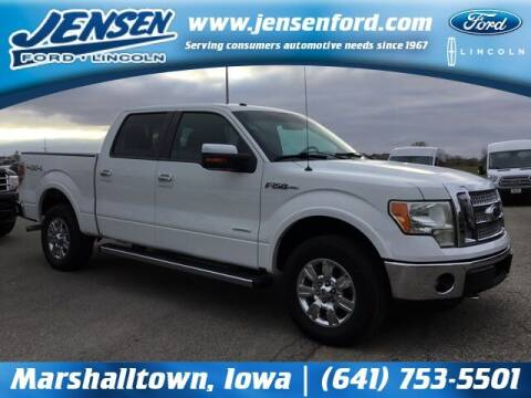 2011 Ford F-150 for sale at JENSEN FORD LINCOLN MERCURY in Marshalltown IA