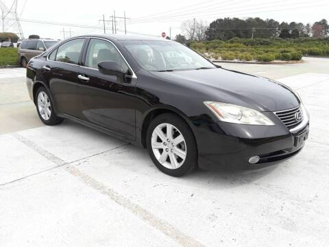 2007 Lexus ES 350 for sale at Don Roberts Auto Sales in Lawrenceville GA