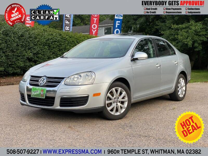 2010 Volkswagen Jetta for sale at Auto Sales Express in Whitman MA