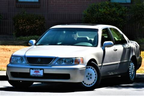 1997 Acura RL for sale at SEATTLE FINEST MOTORS in Lynnwood WA